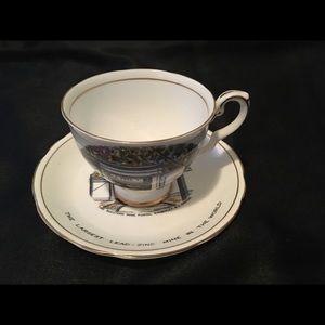 Other - Antique Tea Cup  Sullivan Mine 1915ish
